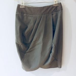 Handout by Preloved Fitted Skirt ( Anthropology )
